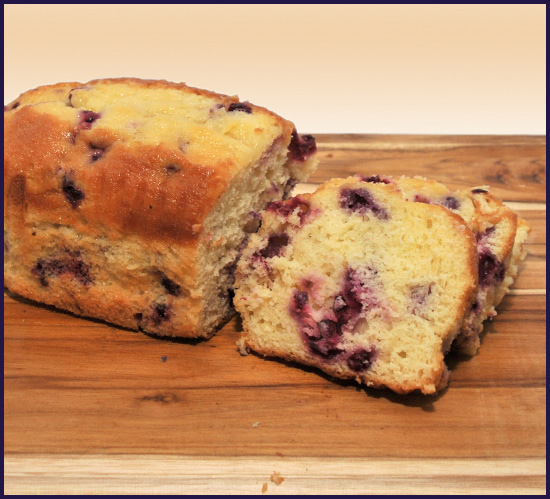 Partridgeberry Loaf